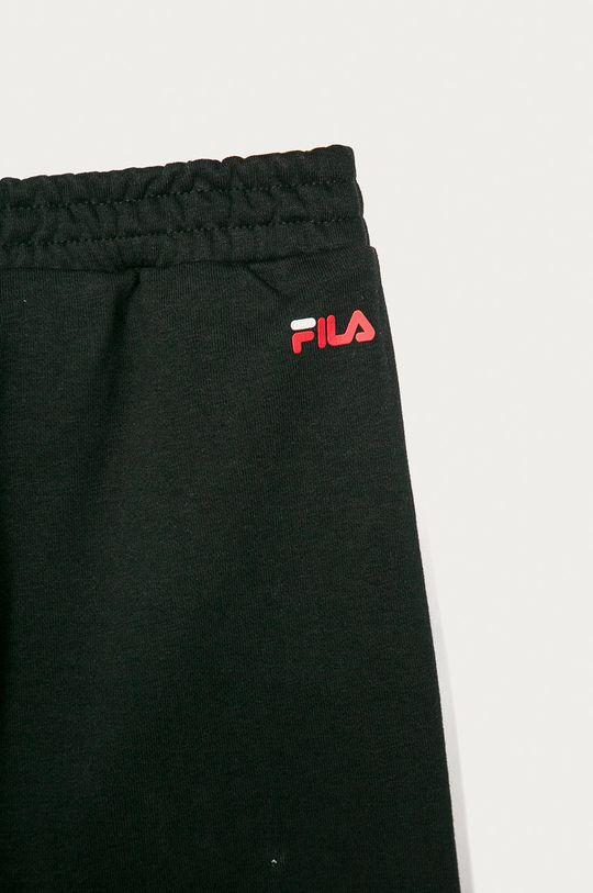 czarny Fila - Spodnie dziecięce 134-164 cm
