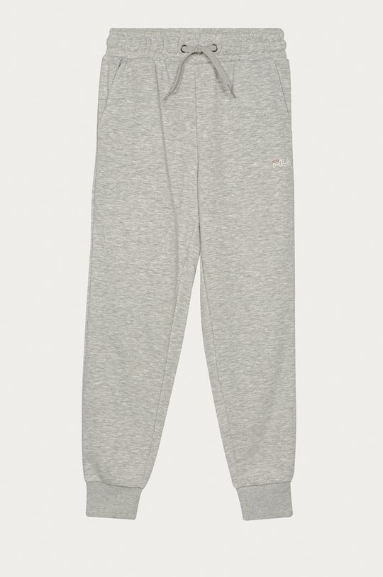 світло-сірий Fila - Дитячі штани 134-164 cm Для хлопчиків