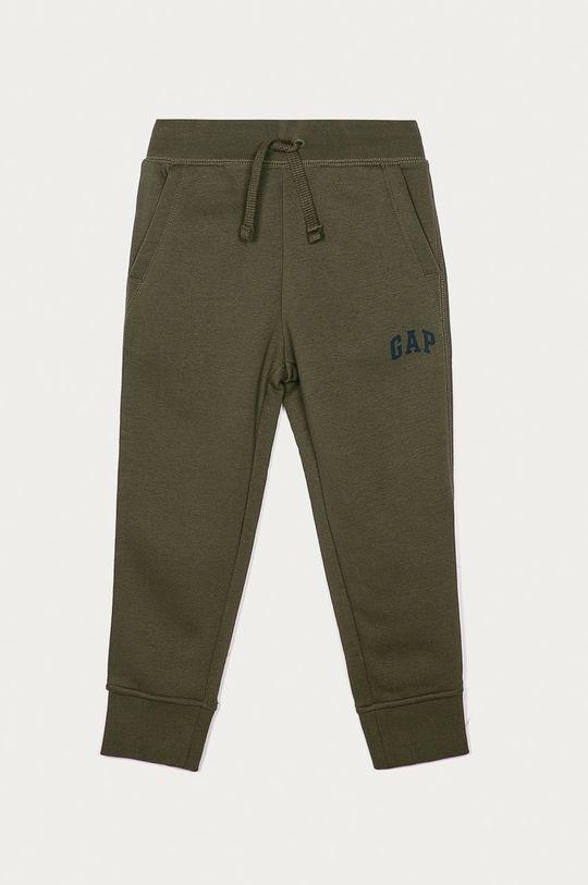 verde GAP - Pantaloni copii 104-176 cm De băieți