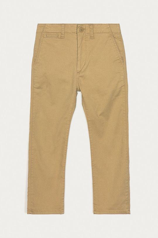 béžová GAP - Detské nohavice 110-176 cm Chlapčenský