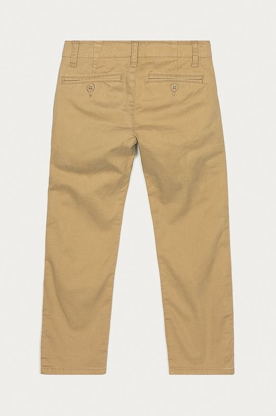 GAP - Detské nohavice 110-176 cm béžová