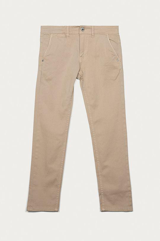 бежевий Pepe Jeans - Дитячі штани Greenwich 128-176 cm Для хлопчиків