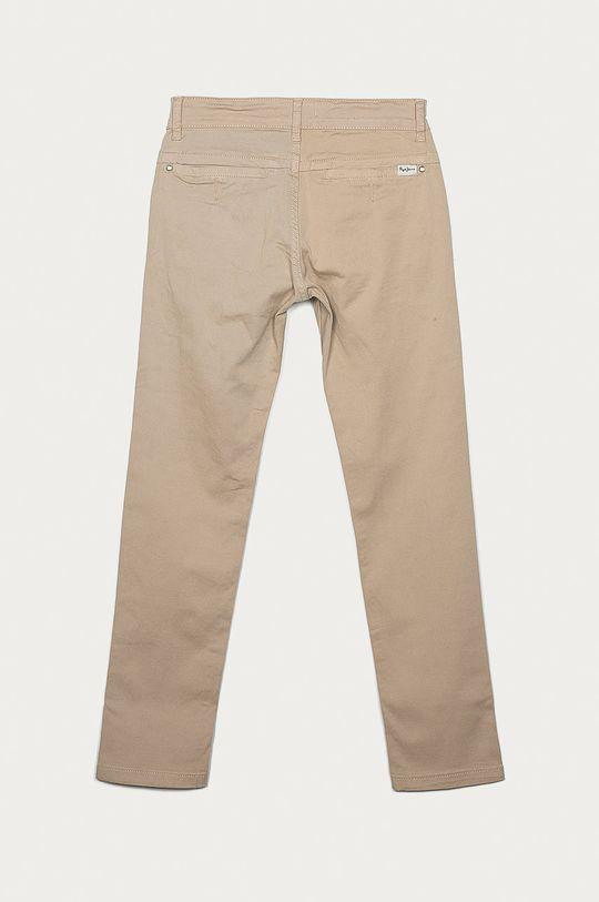 Pepe Jeans - Дитячі штани Greenwich 128-176 cm бежевий