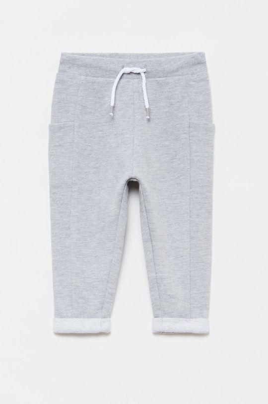 сірий OVS - Дитячі штани 74-98 cm Для хлопчиків