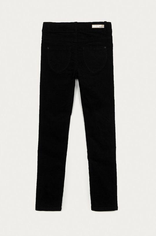 Name it - Dětské kalhoty 128-164 cm černá