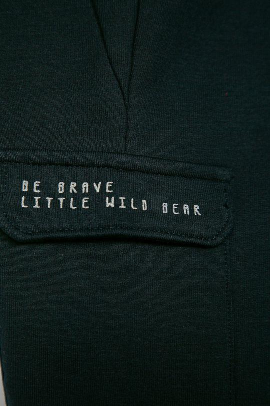 Name it - Dětské kalhoty 56-86 cm námořnická modř