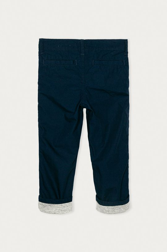 GAP - Detské nohavice 74-110 cm tmavomodrá