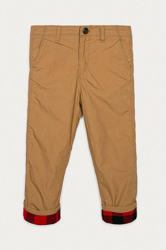 beżowy GAP - Spodnie dziecięce 74-110 cm Chłopięcy