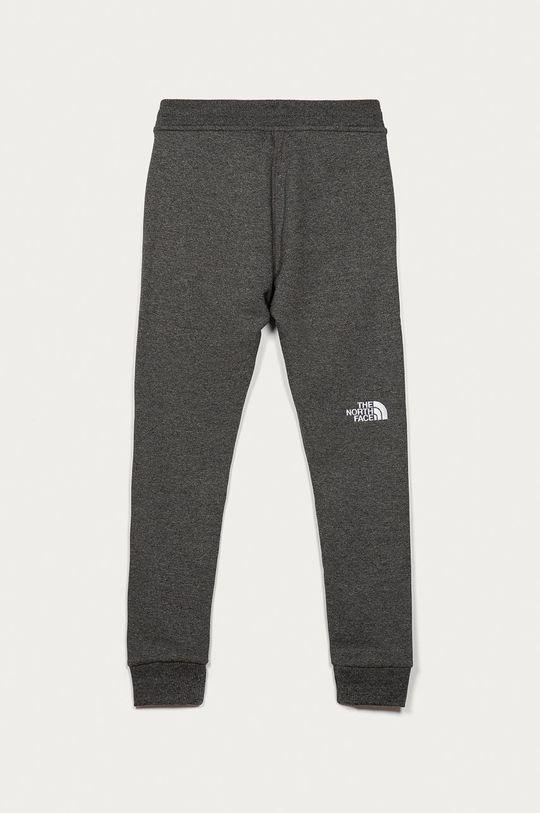 The North Face - Dětské kalhoty 122-163 cm šedá
