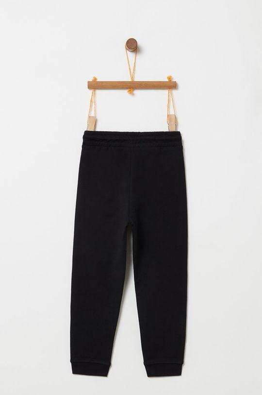 OVS - Дитячі штани 104-140 cm чорний