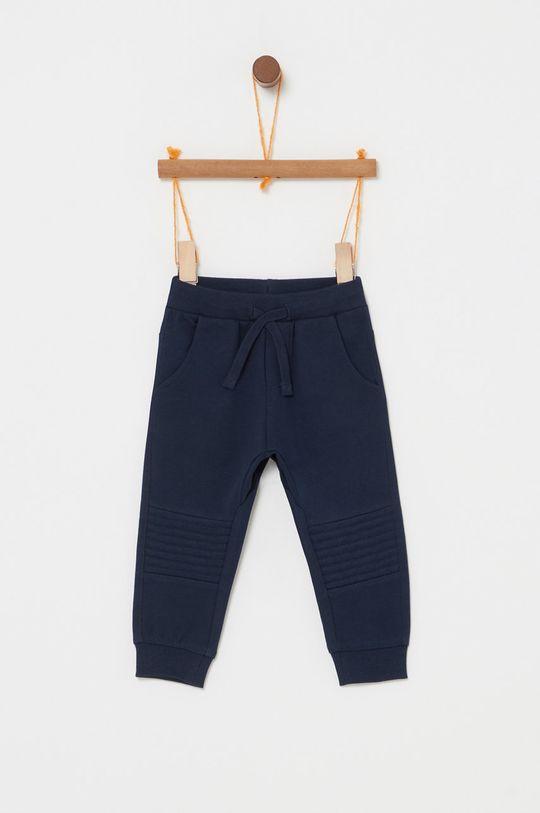 темно-синій OVS - Дитячі штани 74-98 cm Для хлопчиків