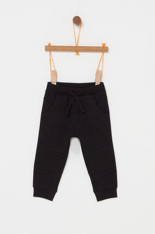 czarny OVS - Spodnie dziecięce 74-98 cm Chłopięcy
