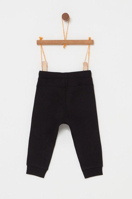 OVS - Spodnie dziecięce 74-98 cm czarny