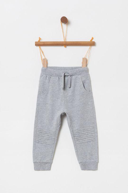 szary OVS - Spodnie dziecięce 74-98 cm Chłopięcy