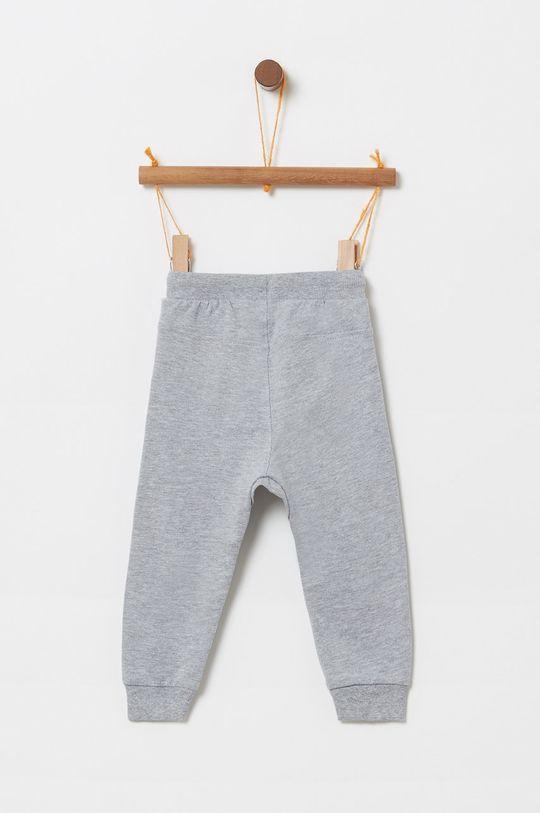 OVS - Spodnie dziecięce 74-98 cm szary