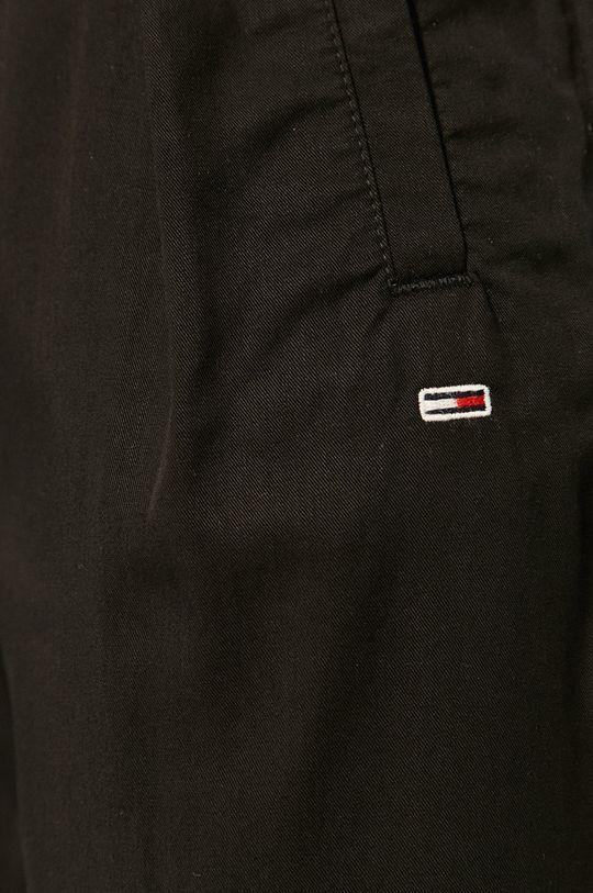 čierna Tommy Jeans - Nohavice