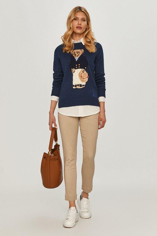 Polo Ralph Lauren - Kalhoty béžová