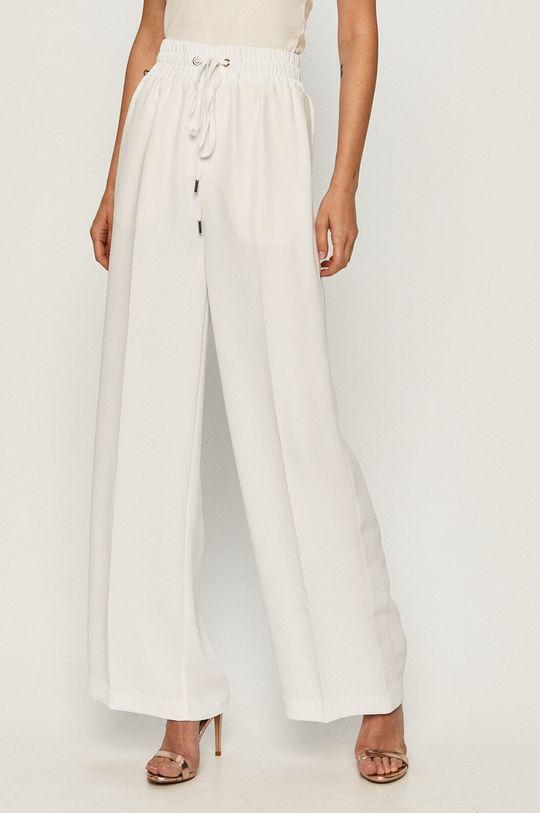 biały Guess Jeans - Spodnie Damski