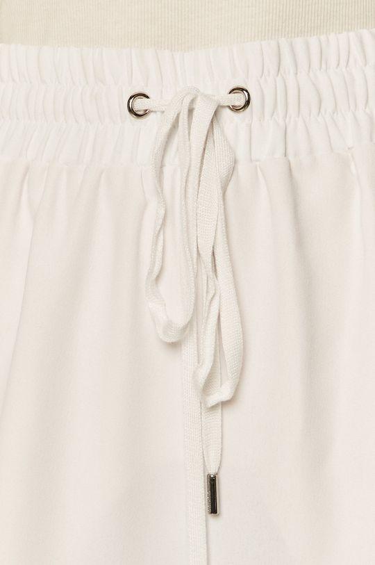 biały Guess Jeans - Spodnie