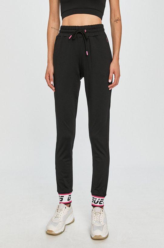 negru Guess Jeans - Pantaloni De femei