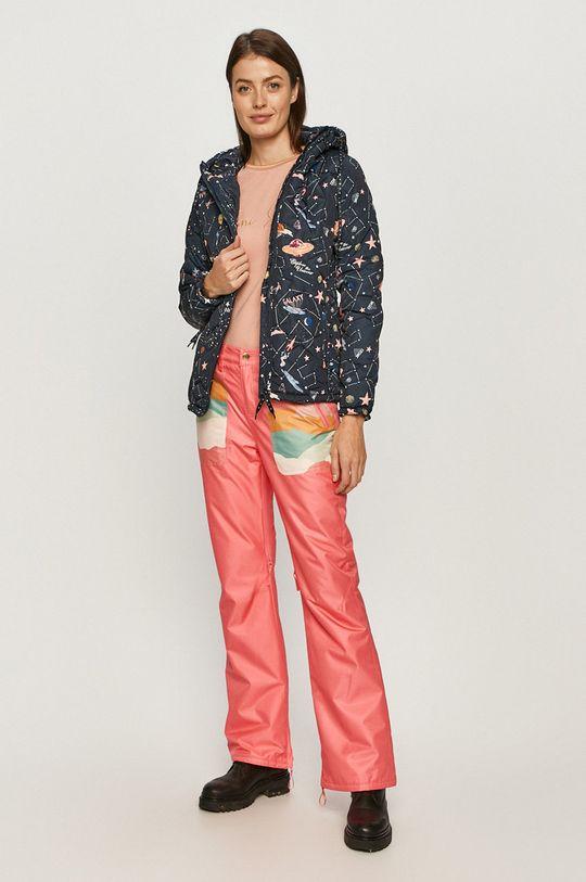 Femi Stories - Spodnie Pinky ostry różowy