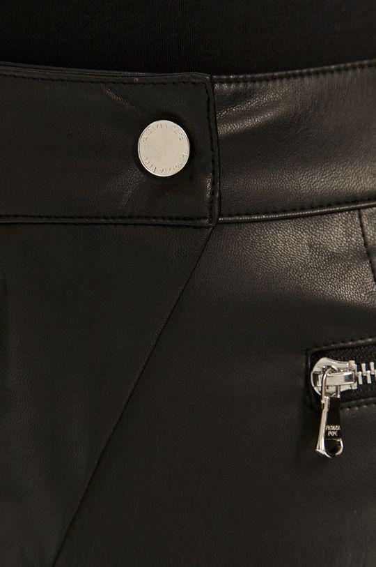 czarny Patrizia Pepe - Spodnie