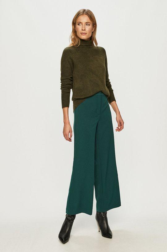 Jacqueline de Yong - Spodnie zielony