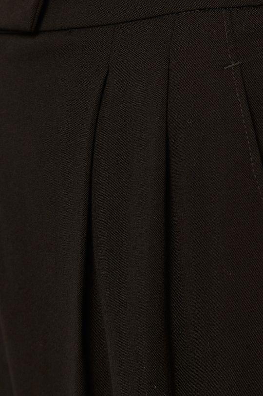 czarny Sportmax Code - Spodnie