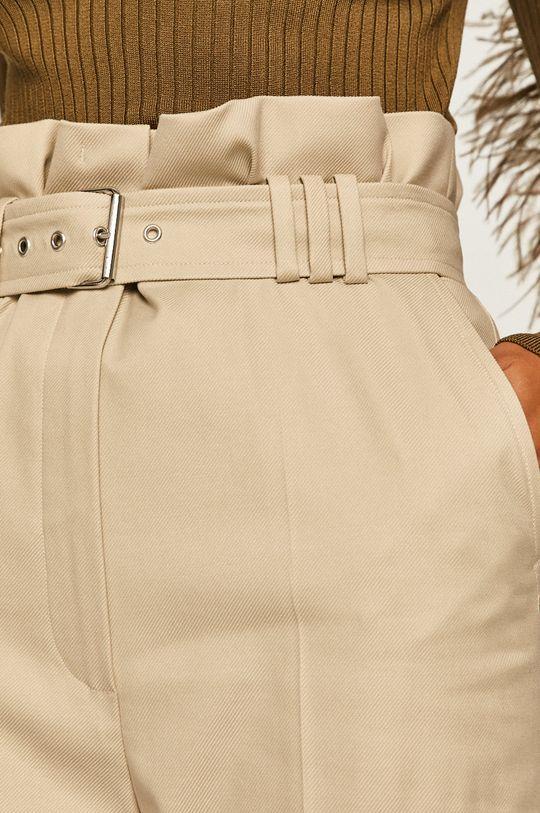 szary Sportmax Code - Spodnie