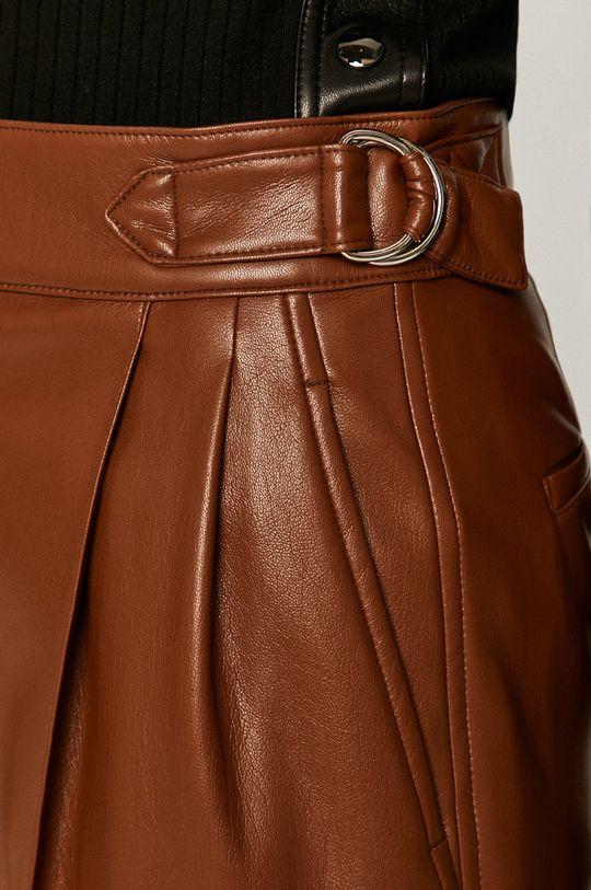 złoty brąz Sportmax Code - Spodnie