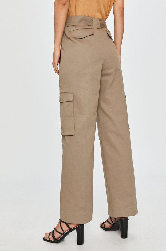 Pepe Jeans - Pantaloni Ashley  Captuseala: 100% Bumbac Materialul de baza: 98% Bumbac, 2% Elastan
