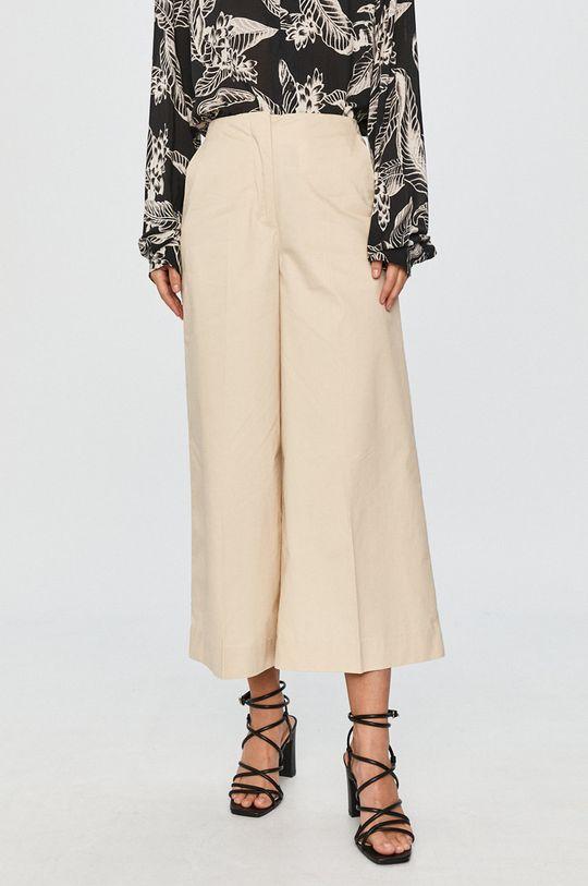 crem Pepe Jeans - Pantaloni Cossy De femei