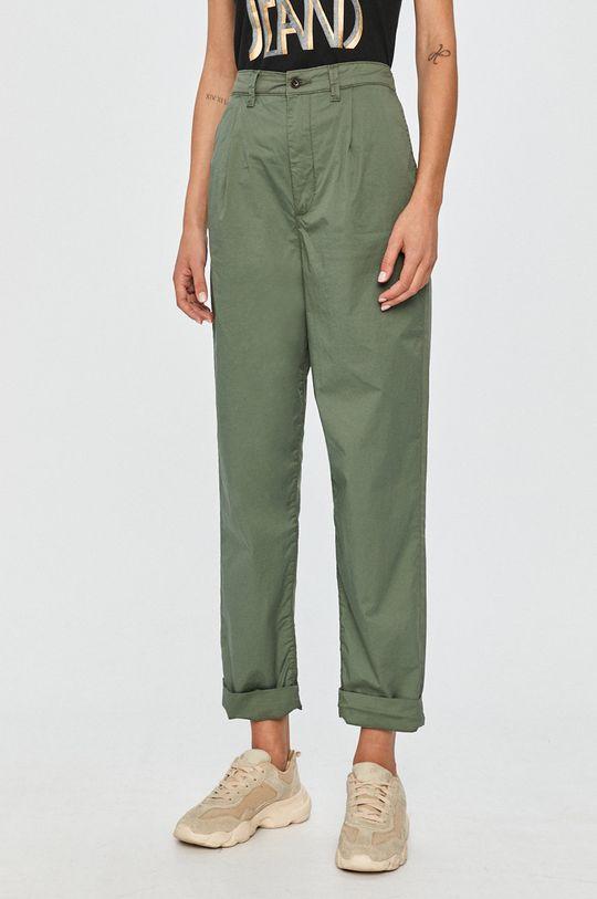 masliniu deschis Pepe Jeans - Pantaloni Breeze De femei