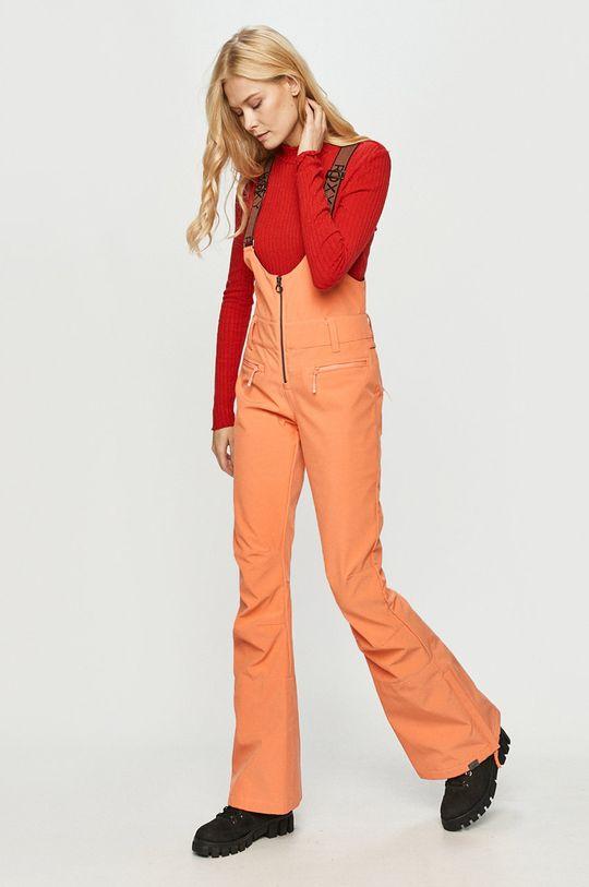 Roxy - Spodnie jasny pomarańczowy