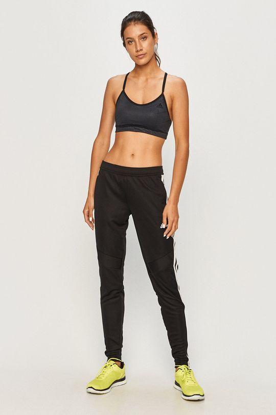 adidas Performance - Spodnie czarny