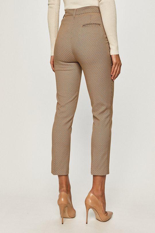 Pepe Jeans - Kalhoty Angie  Materiál č. 1: 52% Bavlna, 3% Elastan, 45% Polyester Materiál č. 2: 100% Bavlna