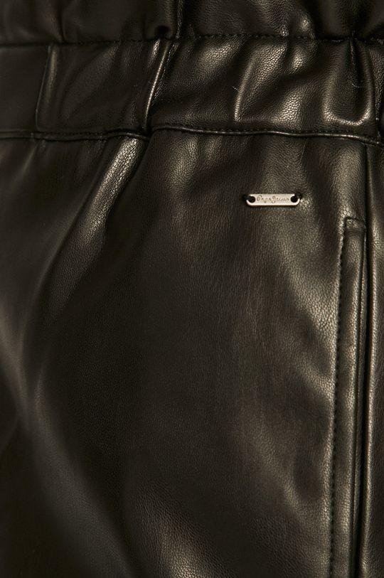 negru Pepe Jeans - Pantaloni Nika
