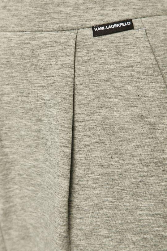 szary Karl Lagerfeld - Spodnie