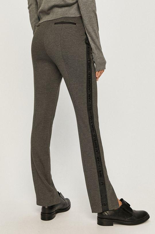 Karl Lagerfeld - Spodnie 5 % Elastan, 35 % Poliamid, 60 % Wiskoza