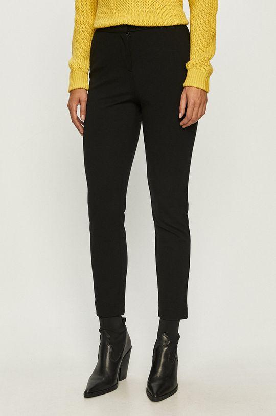 černá Only - Kalhoty Dámský