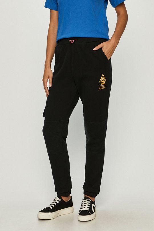 negru Vans - Pantaloni De femei