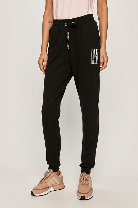 negru Armani Exchange - Pantaloni De femei