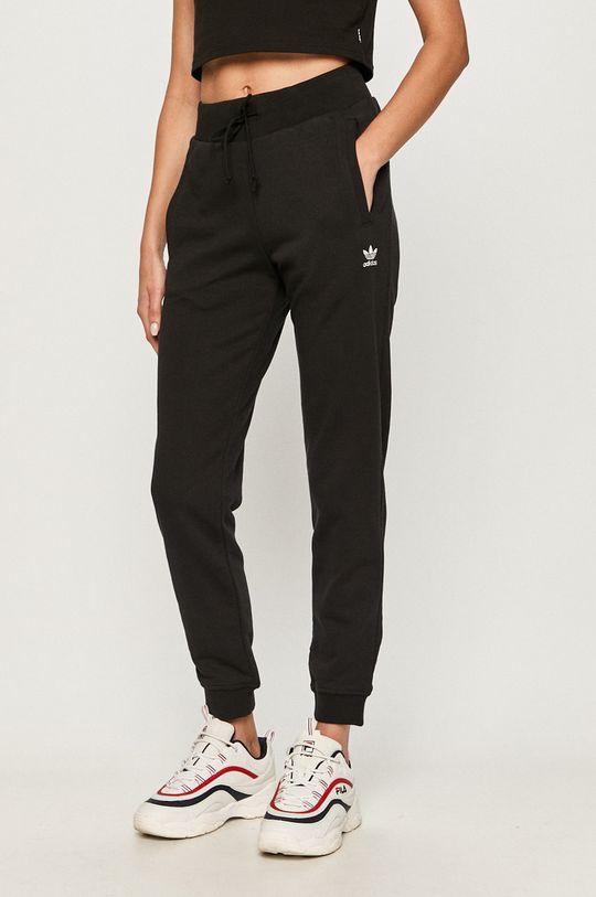 negru adidas Originals - Pantaloni De femei