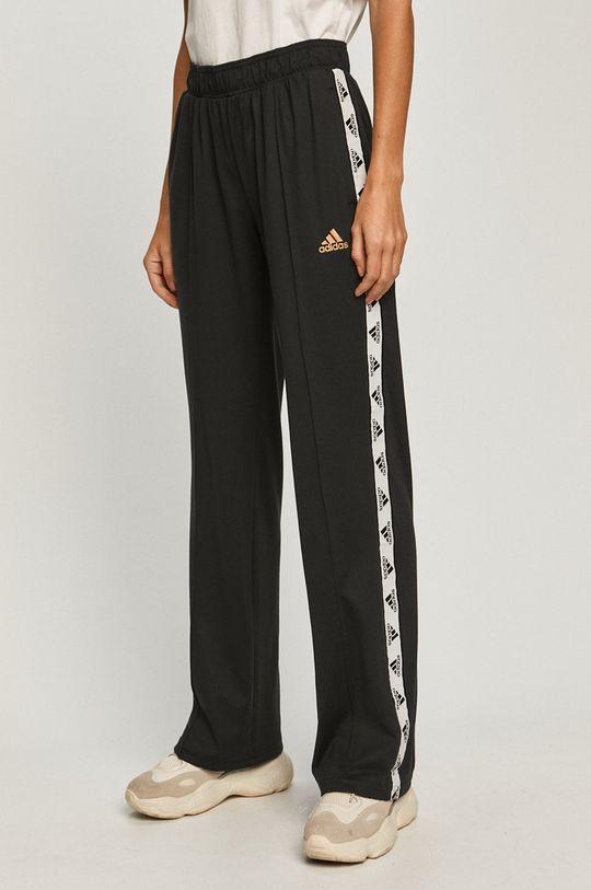 negru adidas - Pantaloni De femei