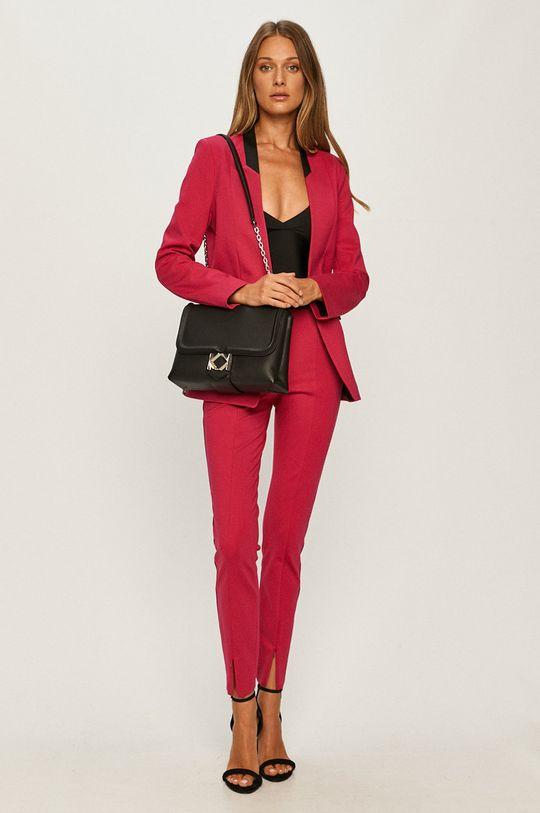 Karl Lagerfeld - Nohavice sýto ružová