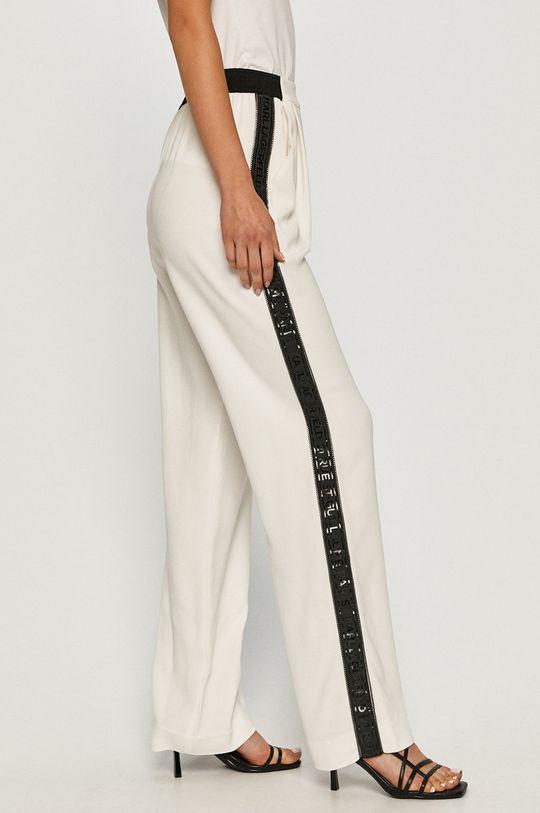 bílá Karl Lagerfeld - Kalhoty Dámský