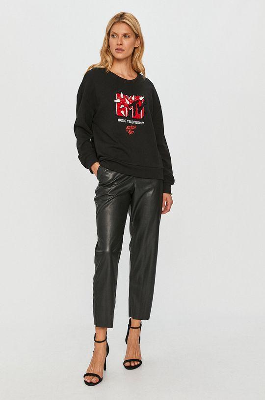 MAX&Co. - Spodnie czarny