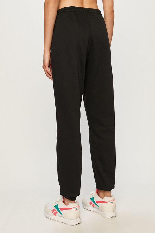 Reebok - Spodnie 70 % Bawełna, 30 % Poliester
