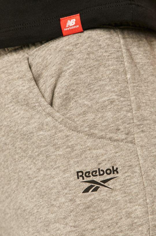 jasny szary Reebok - Spodnie