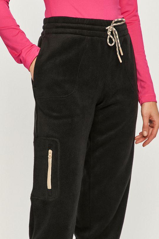 czarny Reebok Classic - Spodnie